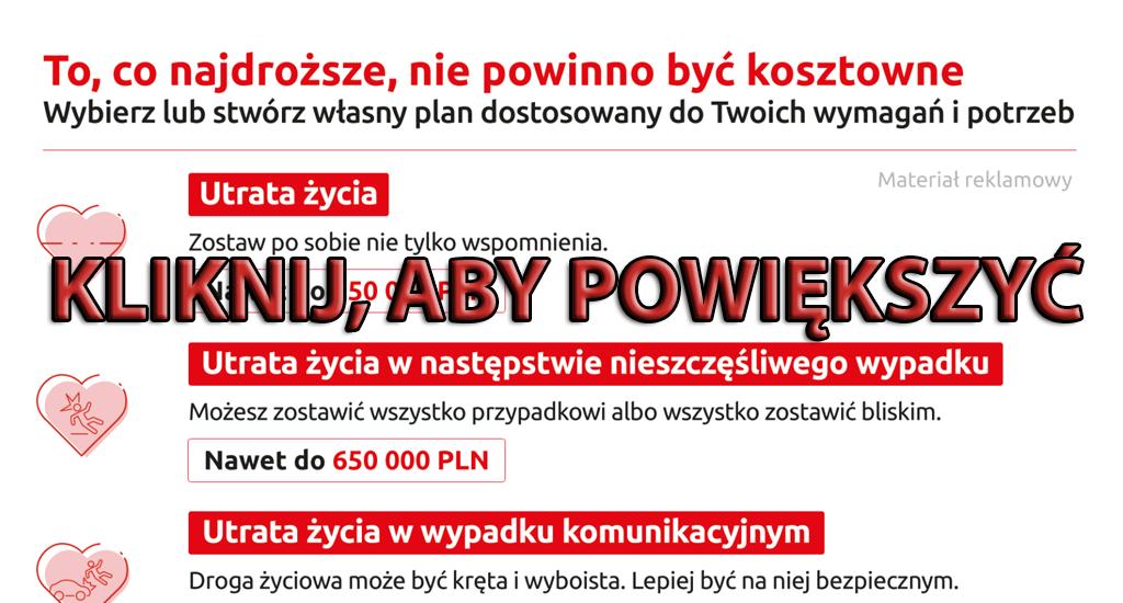 Kod Pośrednika Bezpieczny.pl 05345 - Ubezpieczenie na życie