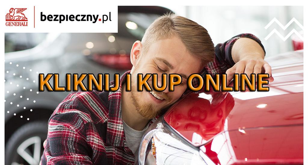Pośrednik Bezpieczny.pl 05345 - Ubezpieczenie komunikacyjne OC AC